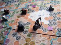 Board Game: Barbarian Prince