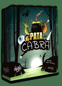 Pata de Cabra Cover Artwork