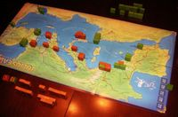 The year 48 B.C. - an alternate history
