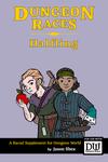 RPG Item: Dungeon Races: Halfling