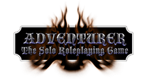 RPG: Adventurer: The Solo Role Playing Game