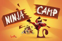 Ninja Camp Cover Artwork