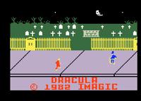 Video Game: Dracula