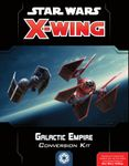 Board Game Accessory: Star Wars: X-Wing (Second Edition) – Galactic Empire Conversion Kit