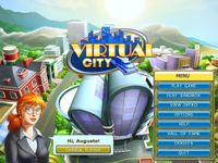 Video Game: Virtual City
