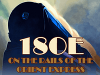 Board Game: 18OE: On the Rails of the Orient Express