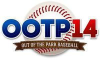 Video Game: Out of the Park Baseball 14