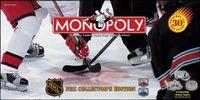 Board Game: Monopoly: NHL