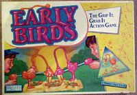 Board Game: Early Birds