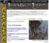 Issue: Legends of the Lance (Issue 6)