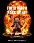 RPG Item: There Was a Boss Fight!: Tanks for Playing