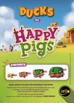 Board Game Accessory: Happy Pigs: Ducks