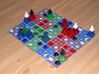 Board Game: Alien City