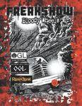 RPG Item: Freakshow: Bloody Wheels