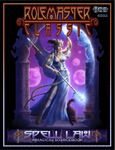 RPG Item: Rolemaster Classic: Spell Law