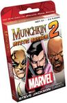 Board Game: Munchkin Marvel 2: Mystic Mayhem