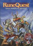 RPG Item: RuneQuest Fantasy Roleplaying Adventure