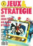 Issue: Jeux & Stratégie (Issue NF 1 - Nov 1989)