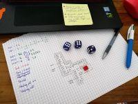 Board Game: 3 Dice