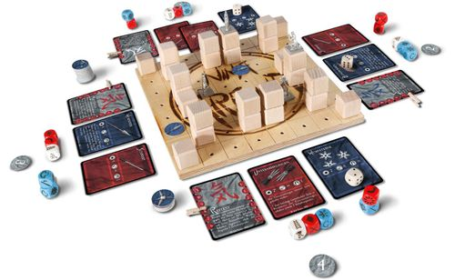 Board Game: Ninja Arena