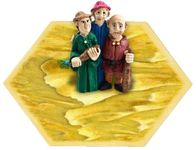 Board Game Accessory: The Settlers of Catan: Robber Trio