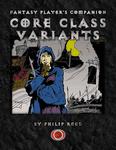RPG Item: Core Class Variants
