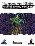 RPG Item: Everyman Minis: Favored Enemy Focuses