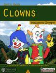 RPG Item: U-08: Exotic Races: Clowns