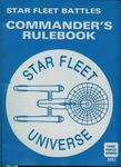 Board Game: Star Fleet Battles: Commander's Rulebook