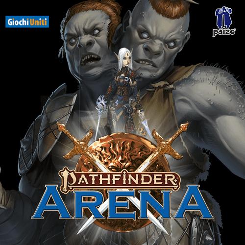 Board Game: Pathfinder Arena