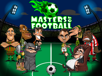 Board Game: Masters of Football