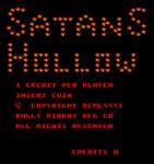 Video Game: Satan's Hollow