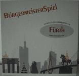 Board Game: Bürgermeisterspiel: Werde Bürgermeister in Fürth