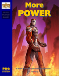 RPG Item: Truth & Justice: More Power