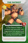 Board Game: Kaosball: Ringer – The Patriot