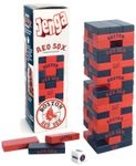 Board Game: Jenga: Boston Red Sox Collector's Edition