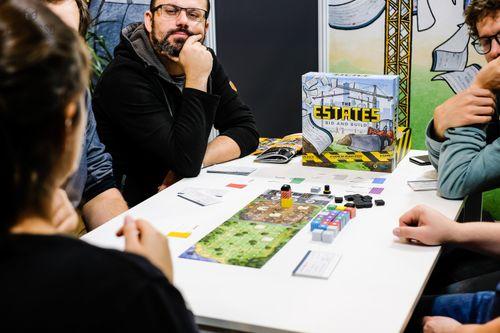 Board Game: The Estates