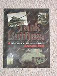 Board Game: Tank Battles: A Panzer Grenadier Scenario Book