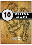 RPG Item: 10 Useful Maps Vol. 1