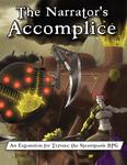 RPG Item: Tephra: The Narrator's Accomplice