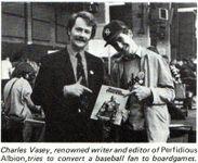 RPG Designer: Charles Vasey