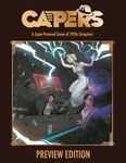 RPG Item: CAPERS Preview Edition