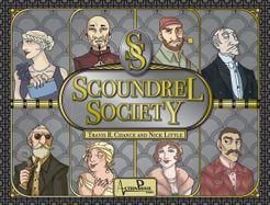 Scoundrel Society Cover Artwork