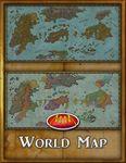 RPG Item: World Map: Celia