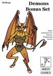 RPG Item: John Kapsalis Demons Bonus Set
