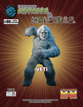 RPG Item: The Manual of Mutants & Monsters #80: Yeti