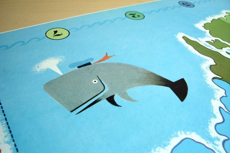Risk - the favorite game of Siberian whales everywhere