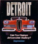 Video Game: Detroit