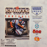 Video Game: TV Sports: Football