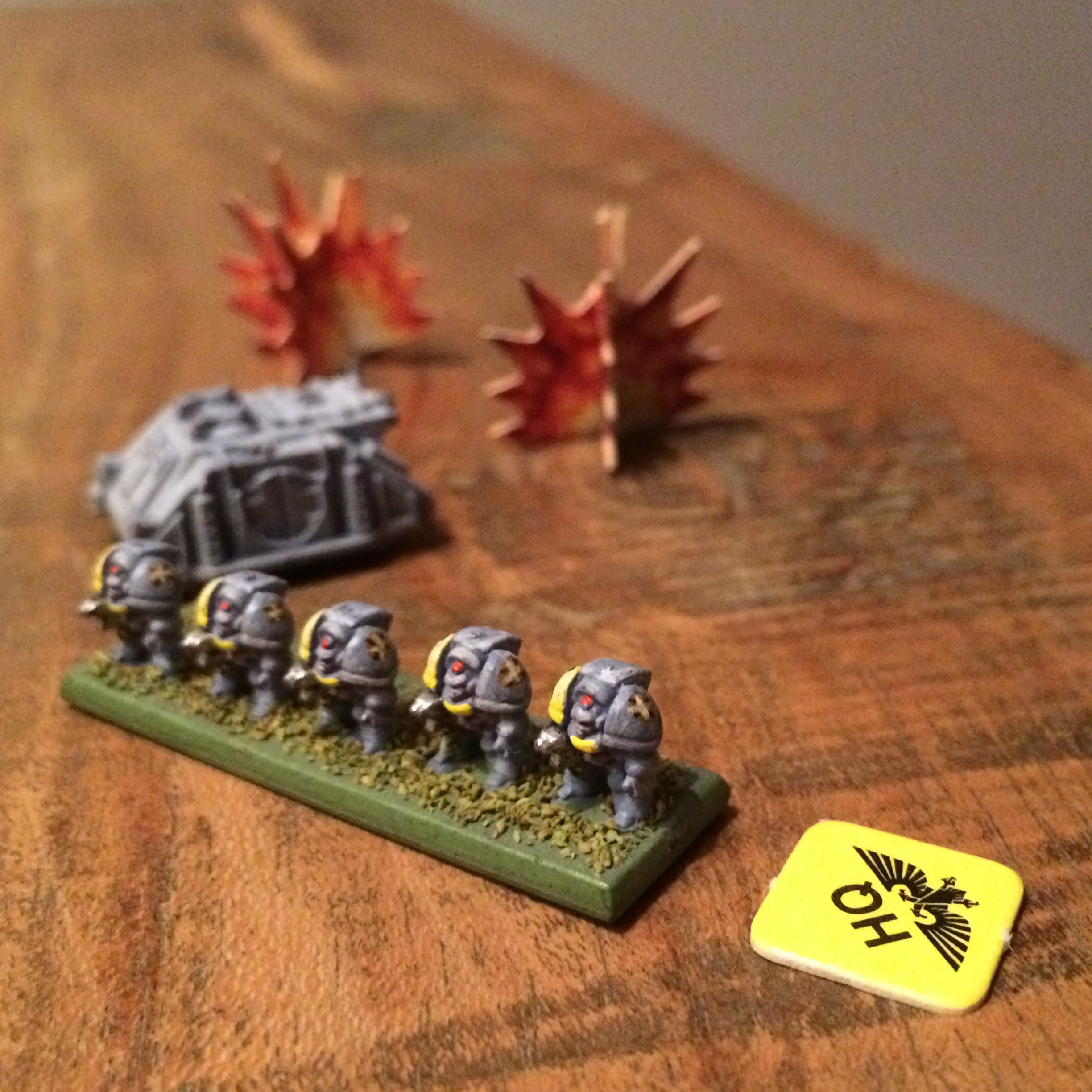 Board Game: Warhammer Epic 40,000